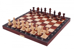 Set Șah si Table, 27 cm0