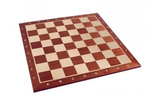 Tabla de sah - lemn mahon 55 x 55 mm
