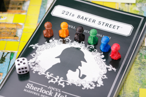 221B Baker Street - Sherlock Holmes (RO) [7]