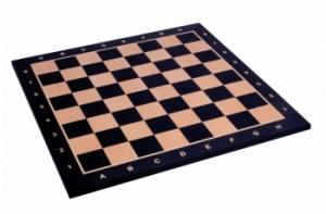 Tabla de sah - lemn  Black/Artar 54x54 cm, 58 mm [2]