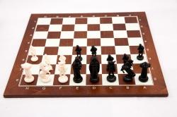 Set sah tematic - Evul Mediu (tabla mare)2