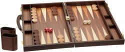 Set joc table / backgammon - frasin - 38x48 cm2