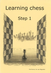 Learning chess - Step 1 - Workbook / Pasul 1 - Caiet de exercitii