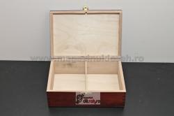 Cutie lemn pentru piese no 60