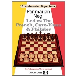 Carte: Grandmaster Repertoire - 1.e4 vs The French, Caro-Kann and Philidor / Parimarjan Negi0