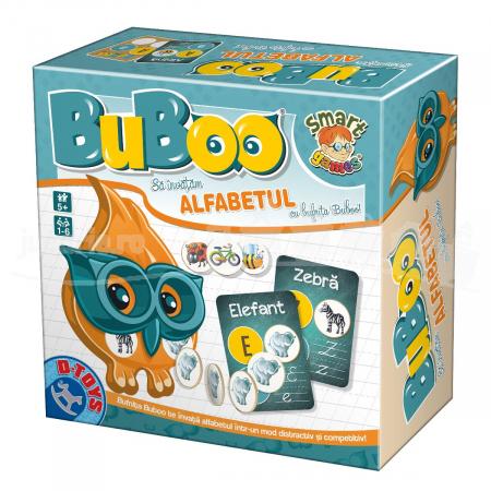 Joc Buboo - Să Învățăm Alfabetul [0]