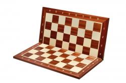 Tabla de sah pliabila - lemn no 6 - mahon