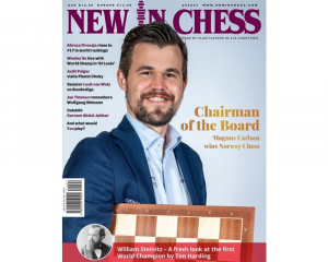Revista : New In Chess 2020/7: The Club Player's Magazine0