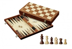 Set de sah si table/backgammon - 45mm, kh 78mm,4
