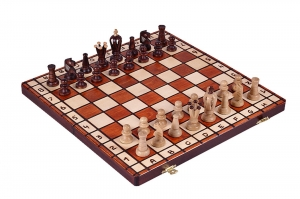 Set de sah King 36 cm
