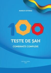 Carte : 100 Teste de sah. Combinatii complexe / M. Ceteras