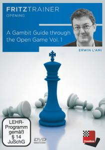 DVD: A Gambit Guide through the Open Game Vol.1 - Erwin l'Ami