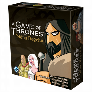 A Game of Thrones: Mâna Regelui [2]
