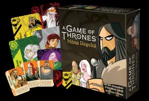 A Game of Thrones: Mâna Regelui [3]