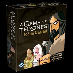 A Game of Thrones: Mâna Regelui [1]
