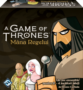 A Game of Thrones: Mâna Regelui [0]