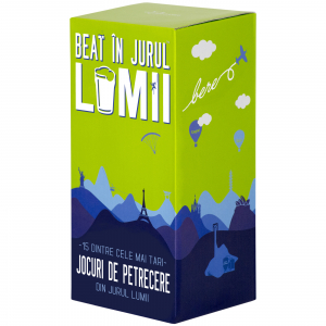 Beat in Jurul Lumii (RO)0