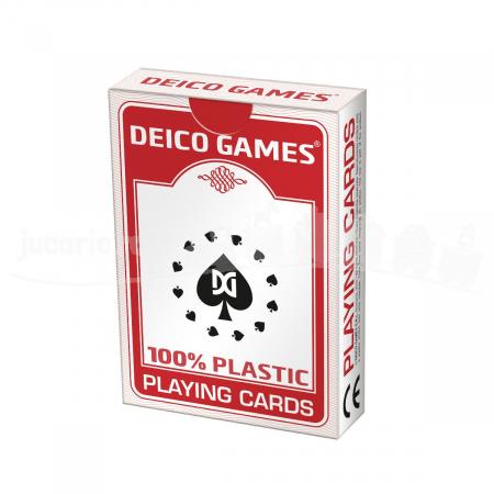 Cărți de Joc - Poker - Plastic [1]