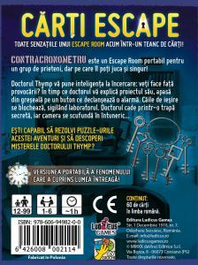 Cărți Escape Ed. II- Contracronometru2
