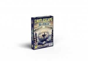 Cărți Escape Ed. II- Jaf în Veneția [0]