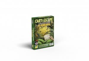 Cărți Escape Ed. II - Misterul din Eldorado0