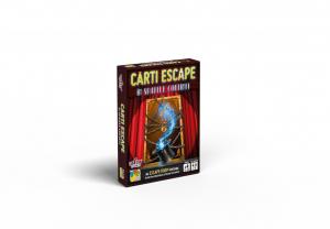 Cărți Escape Ed. II - În spatele cortinei [0]