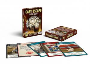 Cărți Escape Ed. II- Soarta Londrei1