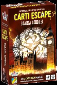 Cărți Escape - Soarta Londrei