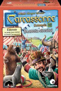 Carcassonne, extensia 10: In arena circului0