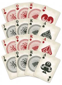 Carti de joc Game of Thrones2