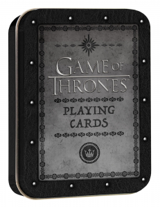 Carti de joc Game of Thrones0