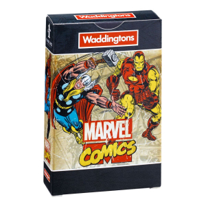 Carti de joc Marvel Retro1