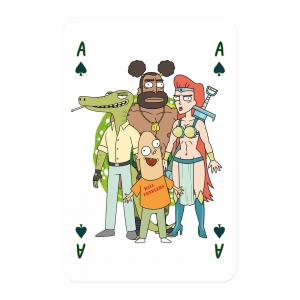 Carti de joc Rick and Morty2