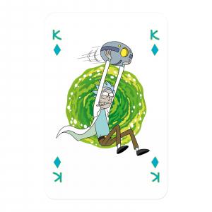 Carti de joc Rick and Morty3