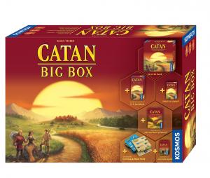 CATAN BIG BOX0