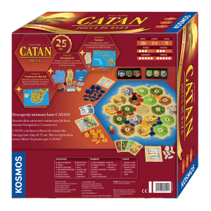 CATAN - Editie Aniversara 25 de ani4