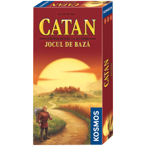 CATAN - extensie 5/6 jucatori la jocul de baza0