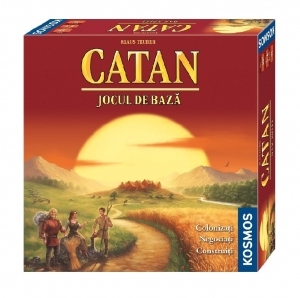 CATAN - jocul de baza