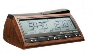Ceas de sah DGT 3000, editie limitata