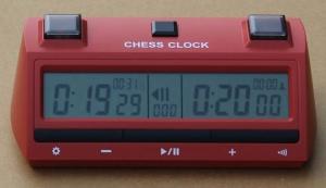 Ceas de sah - Chess Pro0