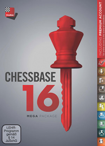 Chessbase 16 Mega Package0