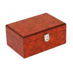 Piese Staunton 7 Imperator Rosewood in cutie radacina lemn3