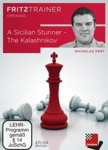 DVD: A Sicilian Stunner - The Kalashnikov - Nicholas Pert