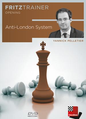 DVD : Anti - London System - Yannick Pelletier