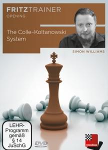 DVD : The Colle - Koltanowski System -Simon Williams