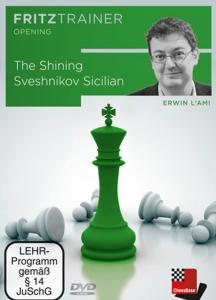 """DVD: The Shining Sveshnikov Sicilian - Erwin L""""Ami"""