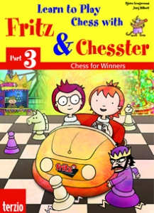 Fritz and Chesster - Part 3 Chess for winners
