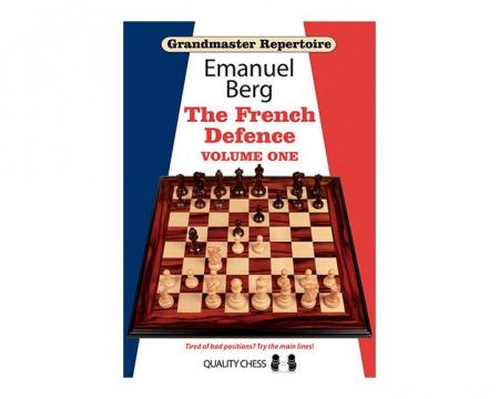 Carte: GM Repertoire 14 - The French Defence vol.1 - Emanuel Berg [0]