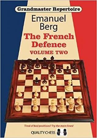 Carte: GM Repertoire 15 - The French Defence vol.2 - Emanuel Berg0