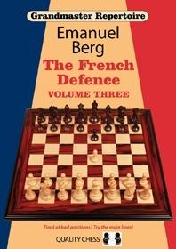 Carte: GM Repertoire 16 - French Defence vol.3 - Emanuel Berg [0]